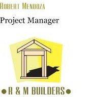 R & M Builders Logo