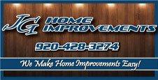 Jg Home Improvements Logo