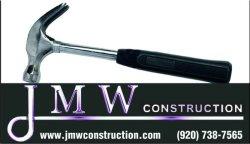 JMW CONSTRUCTION Logo