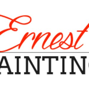 Ernest Painting Cover Photo