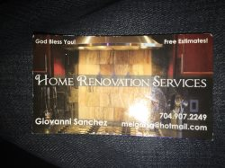 Home Renovetion Services Logo