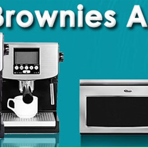 Brownies AOK Appliance Service Logo