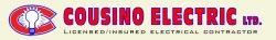 Cousino Electric Ltd Logo