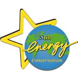 Star Energy Conservation A/C Logo