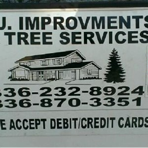 J.J. IMPROVEMENTS & TREE SERVICES Logo