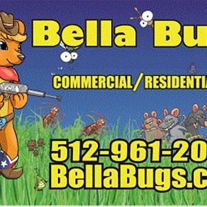 Bella Bugs Pest Control Logo