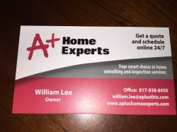 A Plus Home Experts Logo