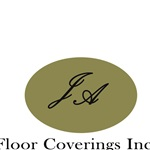 J. A. Floor Coverings, Inc. Logo