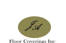 J. A. Floor Coverings, Inc. Logo