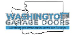 Washington Garage Doors Logo