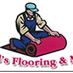Brads Flooring And More Logo