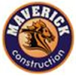 Maverick Construction Logo