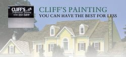 Cliffs Professional Painting Logo