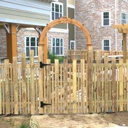 Buckeye Fence Builders Logo