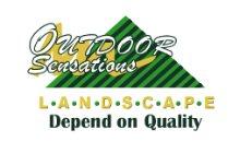 Outdoor Sensations Landscape INC Logo