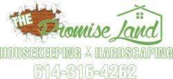 The Promise Land Hardscaping  LLC.. Logo