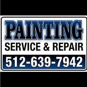 JV Painting Logo