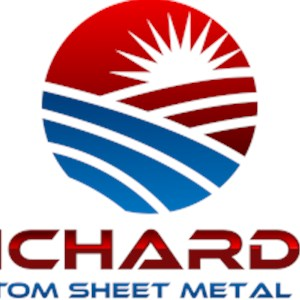Richards Custom Sheet Metal Logo