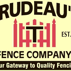 Trudeaus Fence Co Logo