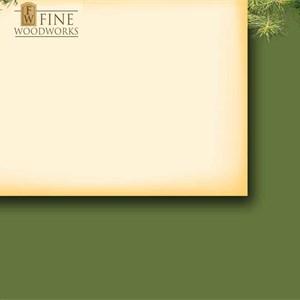 Fine Woodworks Logo