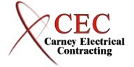 Carney Electrical Contracting Logo