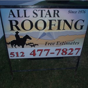 All Star Roofing Cover Photo