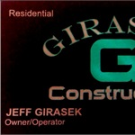 Girasek Construction Logo