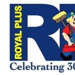Royal Plus Flooring Logo