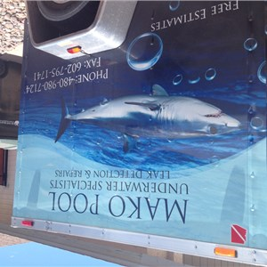Mako Pool Underwater Specialists Cover Photo