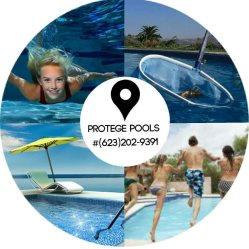 Protege Pool Services Logo