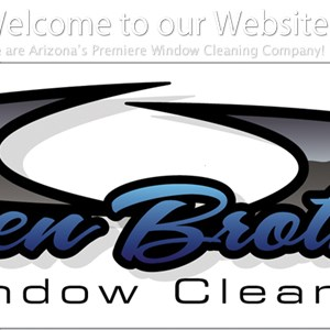 Olsen Brothers Window Cleaning Logo