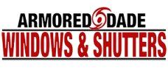Armored Dade Windows & Shutters Logo