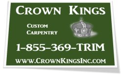 Crown Kings Carpentry Logo