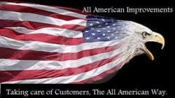 All American Improvements Logo