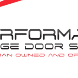 Performance Garage Door Service, LLC. Logo