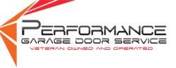 Performance Garage Door Service, LLC. Logo