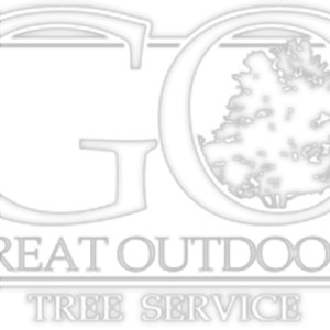 Great Outdoors Landscaping and Tree Logo