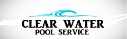 Clear Water Pool Service Logo
