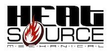 Heatsource Mechanical Inc. Logo