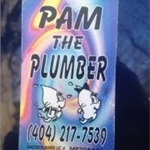 Pam the Plumber Cover Photo