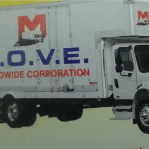 M.o.v.e. Worldwide Corporation Logo