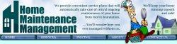 Home Maintenance Management LLC Logo