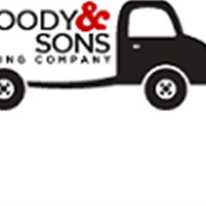 Woody & Sons Moving Logo