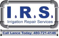 Irrigation Repair Services Inc. Logo