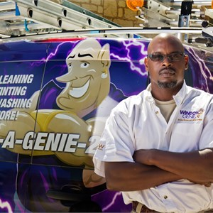 Window Genie of Killeen Logo