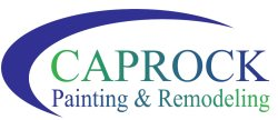 Caprock Painting & Remodeling Logo