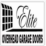 Elite Overhead Garage Doors Logo