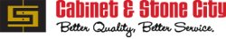 Cabinet & Stone City Logo