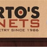 Robertos Cabinets & Custom Kitchen Cabinet Refacing Logo