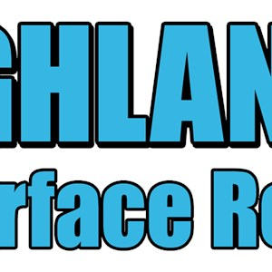 Highlander Hard Surface Restoration LLC Logo